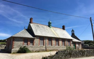 Former Sunday School also known as Nanpean Church Rooms Update