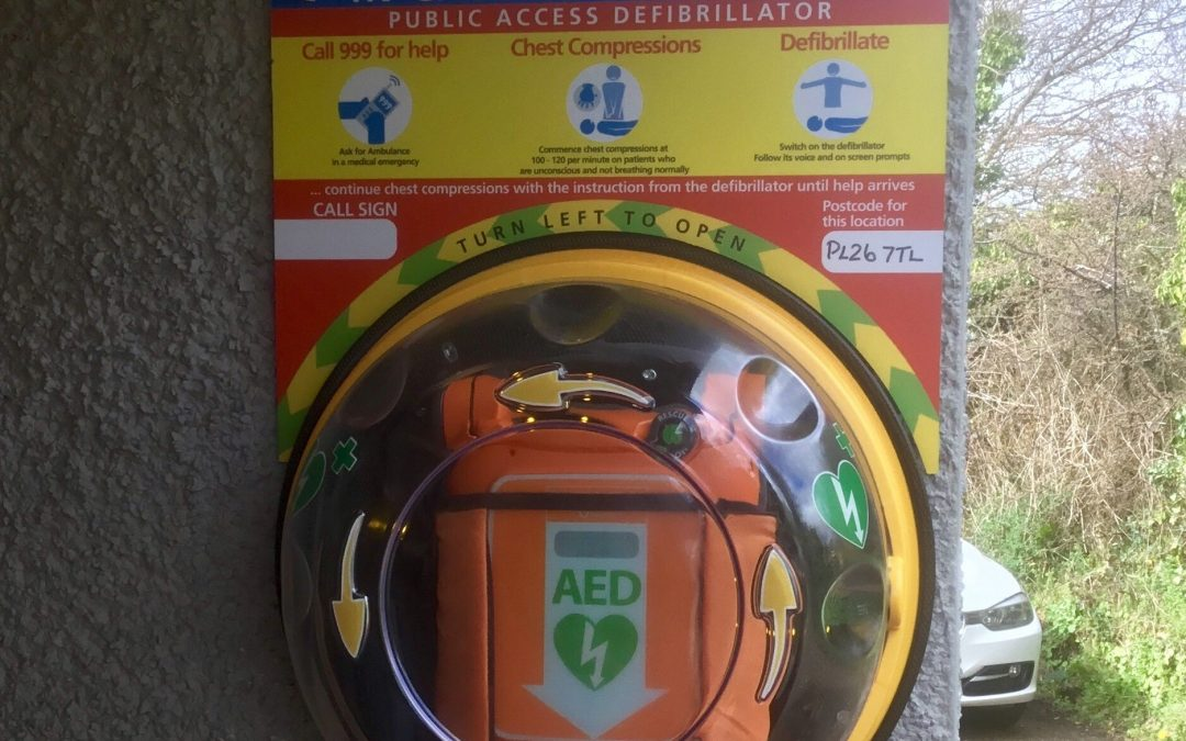 Free Defibrillator Awareness Training
